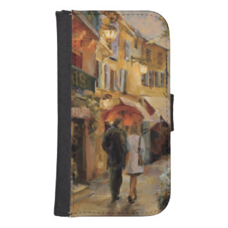 An Evening in Paris Phone Wallet Cases