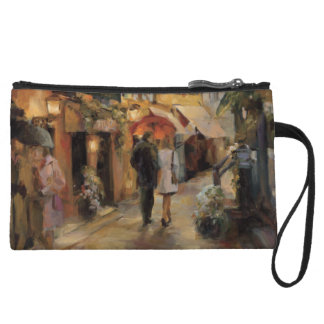 An Evening in Paris Wristlet