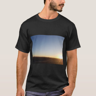 An evening ray of Sunshine is always Great!. T-Shirt