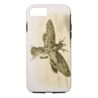An Evening Ride, illustration from 'In Fairyland: iPhone 8/7 Case