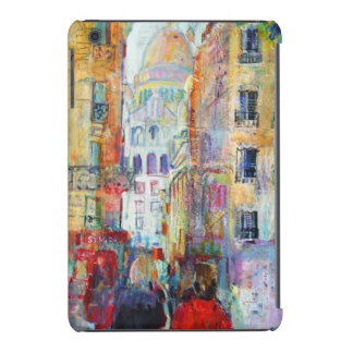 An Evening Walk to Sacre Coeur iPad Mini Cover