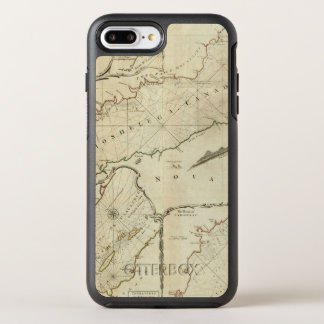 An Exact Chart of the River St Lawrence OtterBox Symmetry iPhone 7 Plus Case