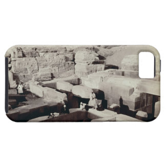 An Excavated Temple at the foot of the Sphinx, 4th iPhone 5 Covers