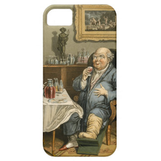 An Exquisite Taste, with an Enlarged Understanding Barely There iPhone 5 Case