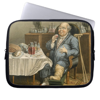 An Exquisite Taste, with an Enlarged Understanding Laptop Sleeve