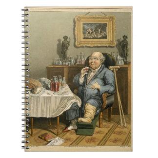 An Exquisite Taste, with an Enlarged Understanding Spiral Notebooks