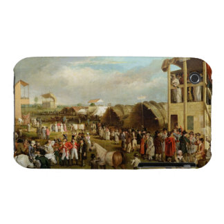 An Extensive View of the Oxford Races (oil on canv iPhone 3 Cover
