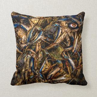 An Eye For Crab Cushion