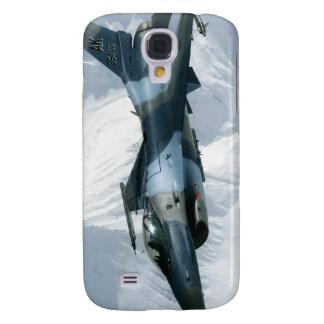 An F-16 Aggressor Galaxy S4 Case