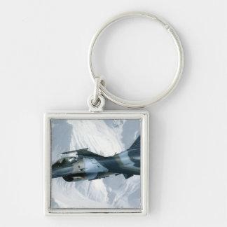 An F-16 Aggressor Key Chains