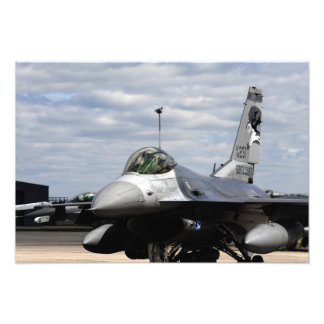 An F-16 Fighting Falcon Photographic Print
