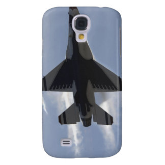 An F-16 Fighting Falcon pulls high G's Galaxy S4 Case