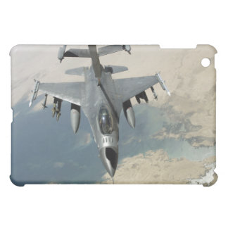 An F-16 Fighting Falcon refuels Cover For The iPad Mini
