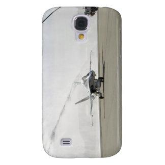 An F-18 aircraft Galaxy S4 Case