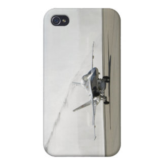 An F-18 aircraft iPhone 4 Cover