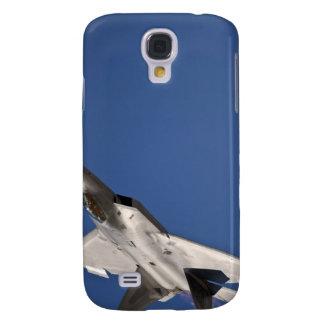 An F-22 Raptor aircraft Galaxy S4 Case