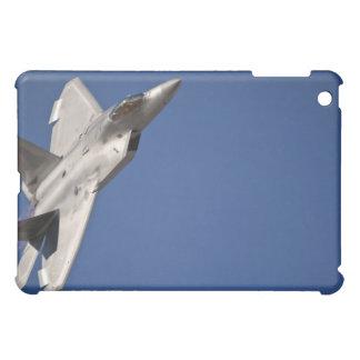 An F-22 Raptor aircraft iPad Mini Case