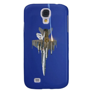 An F/A-18C Hornet Galaxy S4 Case