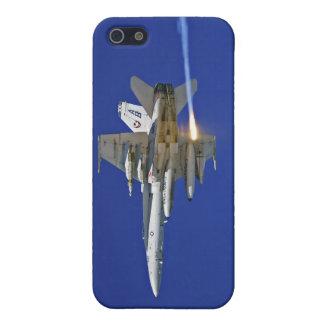 An F/A-18C Hornet iPhone 5/5S Cases