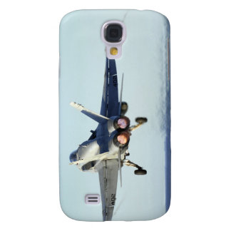 An F/A-18C Hornet launches from the flight deck Galaxy S4 Case
