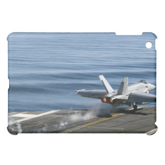 An F/A-18E Super Hornet iPad Mini Cases