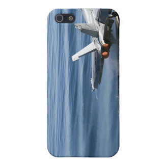 An F/A-18E Super Hornet iPhone 5/5S Cover