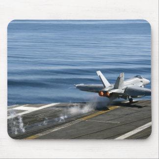 An F/A-18E Super Hornet Mouse Mat
