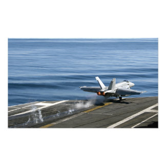 An F/A-18E Super Hornet Photographic Print