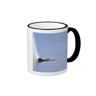 An F/A-18E Super Hornet reaches the speed of so Mugs