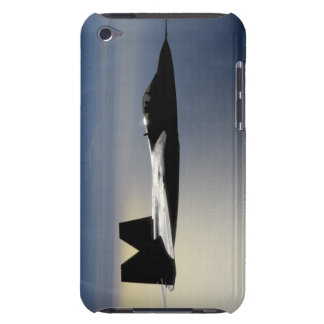 An F/A-22 Raptor flies a training mission 2 Barely There iPod Cases