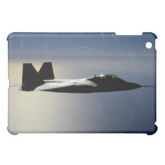 An F/A-22 Raptor flies a training mission 2 iPad Mini Covers
