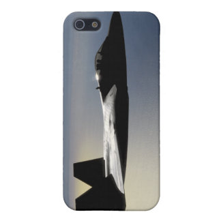 An F/A-22 Raptor flies a training mission 2 iPhone 5/5S Cases