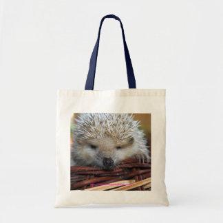 An hedgehog bag !