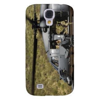 An HH-60 Pave Hawk flies over the desert Galaxy S4 Case
