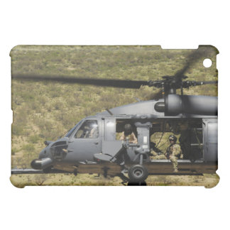 An HH-60 Pave Hawk flies over the desert iPad Mini Cases
