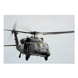 An HH-60 Pave Hawk helicopter Poster