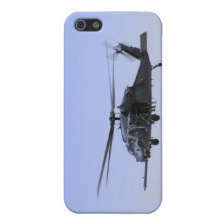 An HH-60G Pave Hawk taking off from Camp Bastio Case For iPhone 5/5S