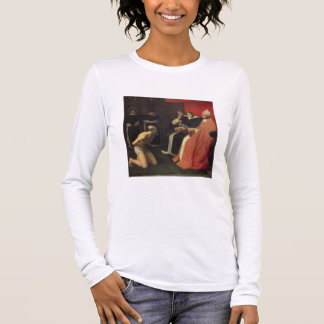 An Honourable Penitent, c.1868 Long Sleeve T-Shirt