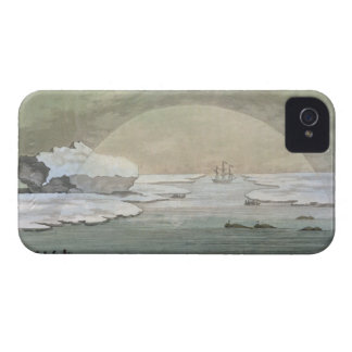 An iced-in British whaleboat is liberated by the s iPhone 4 Covers