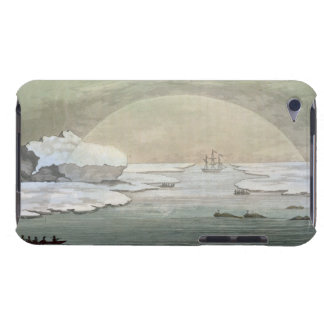 An iced-in British whaleboat is liberated by the s iPod Touch Case