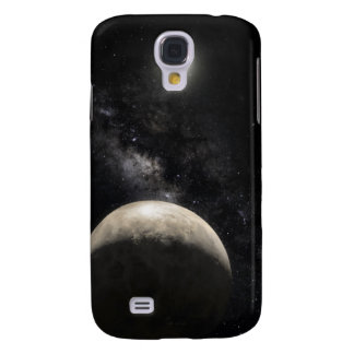 An illustration of Makemake Galaxy S4 Case