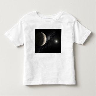 An illustration of Makemake Toddler T-Shirt