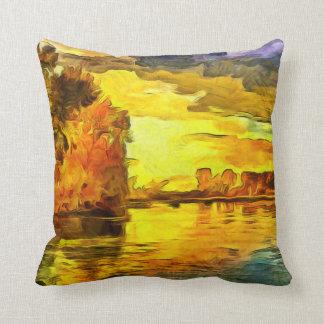 An image of autumn cushion