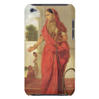 An Indian Dancing Girl with a Hookah, 1772 (oil on Barely There iPod Case