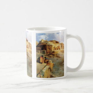 An Indian Pueblo Laguna New Mexico - 1906 Coffee Mug
