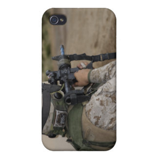 An infantry scout iPhone 4/4S case