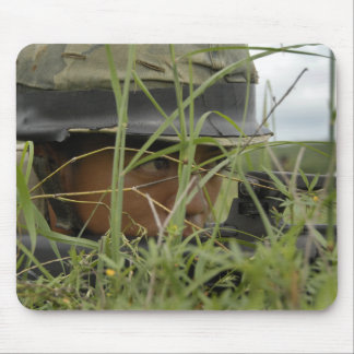 An infantryman with the Royal Thai Marines Mouse Pad