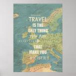An inspiring travel quotes