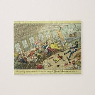 An Interesting Scene on board an East-Indiaman, sh Jigsaw Puzzle