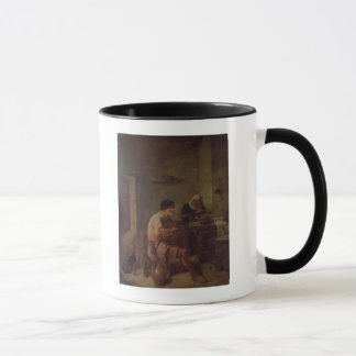An Interior with Figures Mug